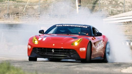 DESTROYING-TIRES-WITH-FERRARI-F12-DRIFTING-WILL-FERRARI-ASK-CEASE-DESIST